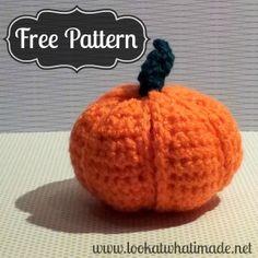 Crochet Pumpkin Patt
