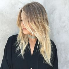 #Repost @hairbyshaylee ・・・ Brightened up this Boston beauty @camillekostek ❤️💙 #blonde #camillekostek #hairbyshaylee #ninezeroone #sunkissed #balayage #901girl