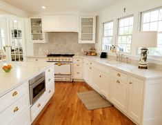 Actually, it's not just about virtual kitchen design. But, is it as good as the designer coming to your home? Shaker Kitchen, Ranch Kitchen, Updated Kitchen, Kitchen Updates, Kitchen Ideas, Visual Comfort, White Rug, Beautiful Kitchens, Kitchen Remodel