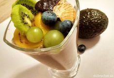 Avokádový dezert Fruit Salad, Recipies, Food, Recipes, Fruit Salads, Essen, Meals, Yemek, Eten