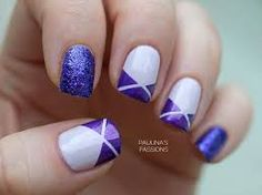 Image result for nail art with tape