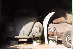 Barn finds. Why don't we find these things in South Africa????????