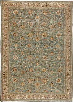 "On our blog today: ""The First Classic: On Vintage and Antique Rugs"""