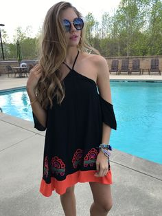 Cabo Cabana Dress – Swoon Boutique