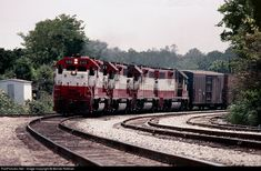RailPictures.Net Photo: SLSF 640 St. Louis & San Francisco Railroad (Frisco) EMD GP38AC at Jasper, Alabama by Bernie Feltman