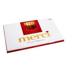 Merci Çikolata Çeşitleri - Alman Çikolata Markası
