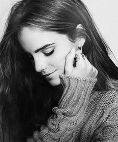 Emma Watson photographed for Elle Spain (October 2015)