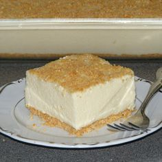 Woolworth's Famous Icebox Cheesecake