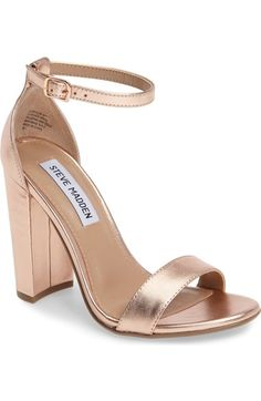8374d4c9a64  stevemadden  shoes  sandals Chunky Heel Shoes