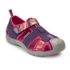RS3055: Flex® Sahara Purple Swirl - Take these cuties to the beach with you! As part of our Adventure line, this style is water-safe, machine washable, and made with eco-friendly material.