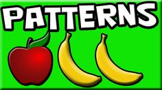 Patterns for Kids | Learn Patterns | Preschool Patterns | Kindergarten P...