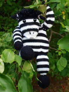 Muñeco de tricot