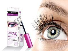 LashXS Eyelash Serum 3ml  All Natural Advanced Treatment With Powerful Extracts  Eyelash Enhancing Serum  Eyelash Growth Stimulator  Promotes Healthier Fuller  Longer Eyelashes -- For more information, visit image link.