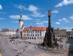 Olomouc, Czech Republic - Summer of 1994 and Summer of Places To See, Places Ive Been, Luxury Property For Sale, Ways To Travel, Central Europe, Future Travel, Travel Abroad, Virtual Tour, World Heritage Sites