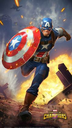 Marvel Comics Art, Marvel Heroes, Marvel Avengers, Captain America Pictures, Captain America Comic, Capt America, Captain America Wallpaper, Marvel Wallpaper, Capitan America Marvel