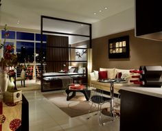 26 Sleek and Comfortable Asian Inspired Living Room Ideas