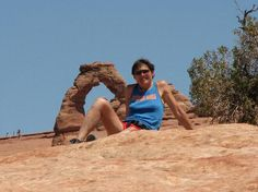 #Delicate Arch, #Arches, #Moab UT