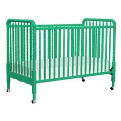 DaVinci Jenny Lind 3-in-1 Convertible Crib with Toddler Bed Conversion Kit - The signature spindle posts of the DaVinci Jenny Lind 3-in-1 Convertible Crib with Toddler Bed Conversion Kit are an instantly recognized classic in...