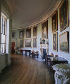 Kedleston Hall in Derbyshire, uncredited