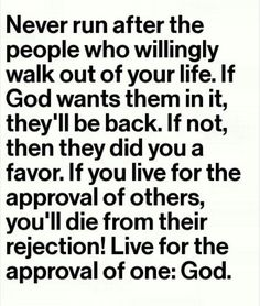 One of life's lessons... Dont matter with God on my side who cares who is against me To God be the Glory