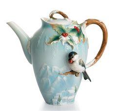 franz porcelain teapots - Bing Images