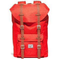 MADEWELL Herschel Supply Co.® Little America Backpack ($90) ❤ liked on Polyvore