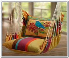 diy hammock chair - Google Search
