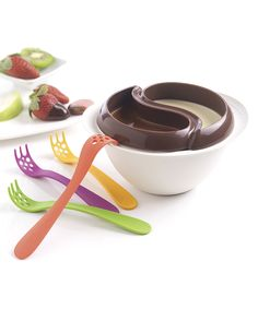 Love this Choco'minute Microwave Fondue Set by Mastrad on #zulily! #zulilyfinds
