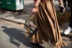 See all the most covetable street style looks from Paris Fashion Week - https://www.luxury.guugles.com/see-all-the-most-covetable-street-style-looks-from-paris-fashion-week-35/