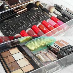 Organised Beauty 6 Tier Acrylic Makeup Cube