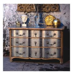 Hollywood Regency Bedroom Google Search 9 Drawer Dresser Chest Of Drawers Wood