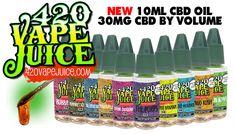 CBD Vape Oil for Sale To find out more about vape juice go to: fractaleliquid.com