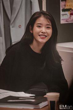 Korean Star, Korean Girl, Asian Girl, Iu Short Hair, Short Hair Styles, Korean Actresses, Korean Actors, Icons Girls, Emo Anime Girl