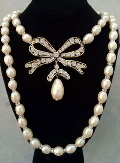 ♔ Chanel necklace
