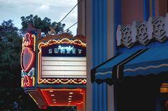 https://flic.kr/p/cpfvJw | BEVERLY SUNSET THEATRE | Disney Studio Walt Disney…
