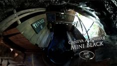 Caneva Aquapark Mini Black (Tunnel 2) 360° VR POV Onride Ber, Mini, Black, Black People