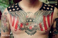 Military tattoo that is awesome Engineers tattoo