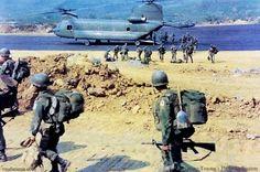 ARVN troops, Vietnam War