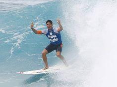 Galeria de imagens: instantâneos de Gabriel Medina, primeiro brasileiro a conquistar o campeonato mundial de surfe > http://abr.ai/1x6PWbL