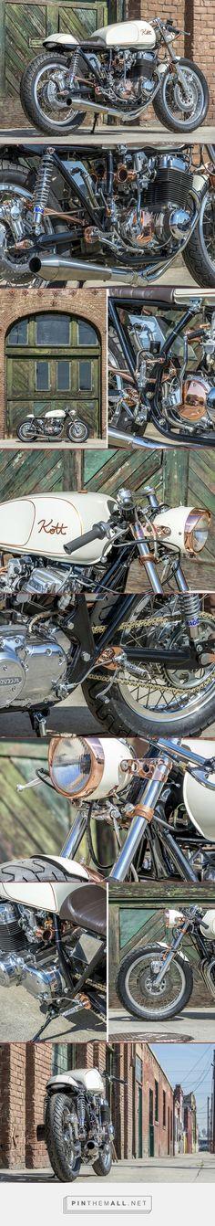 1971 Honda CB750 by Kott Motorcycles - Pipeburn.com - created via https://pinthemall.net