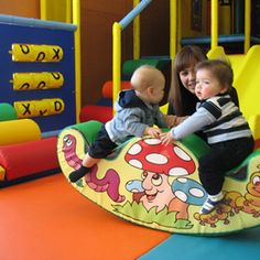 8 Indoor Playgrounds in Ottawa: We're always on the lookout for fun things to do with our stir-crazy kids. Why not try one of these fun and fabulous indoor playgrounds we scoured the city to find for you?