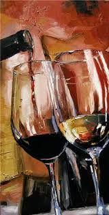 Resultado de imagen para pinturas sobre el vino