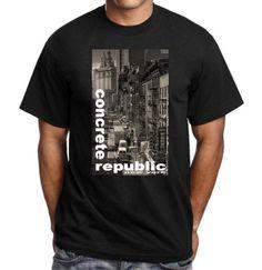 Mens UrbanTshirt, Graphic Tee, New York City 'Chinatown' photo, dark heather grey, black, white, Sport gray, Navy Tees (Sizes Sm-3XL) by ConcreteRepublic on Etsy