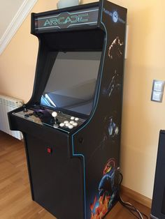 DIY Home Decorations Blog  DIY Arcade Machine  first time build  http://ift.tt/2mvRnkO