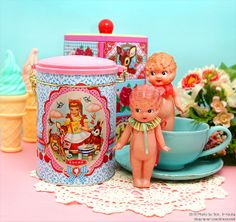 'Wu&Wu' Sugar Tin | Flickr - Photo Sharing!