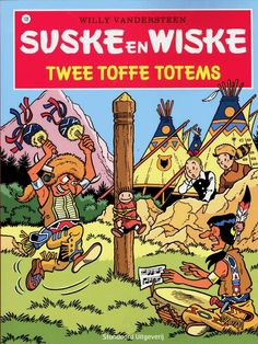 Twee toffe totems