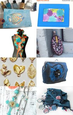 September finds for you  by Linda Donnelly on Etsy--Pinned with TreasuryPin.com
