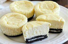 mini cheesecake oreo