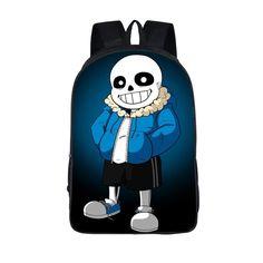6fba131933d5 Undertale Printing Backpack Boys Girls School Bags Young Men Women Daily Backpack  Children Bookbag Shoulder Backpacks