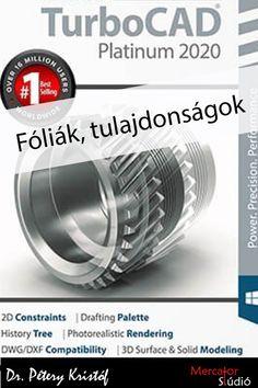 turbocad_platinum_2020_foliak Photorealistic Rendering, Autocad, Surface, Palette, Books, Palette Table, Livros, Pallets, Book